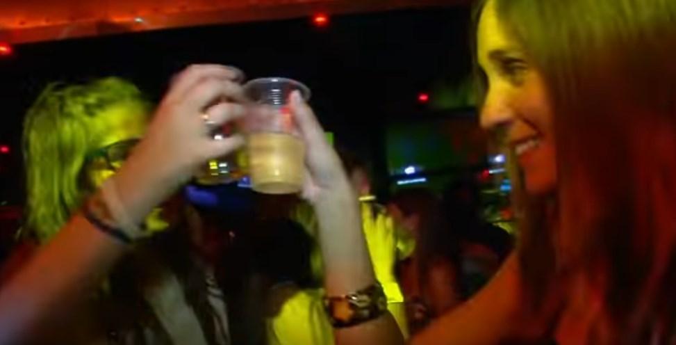 Perdidos en el alcoholismo