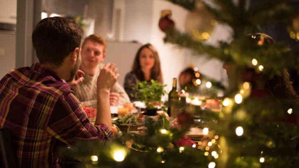 estrategias para no beber alcohol en navidad