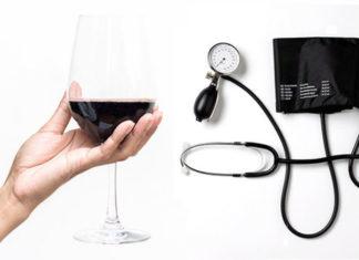 El alcohol Sube la Tensión
