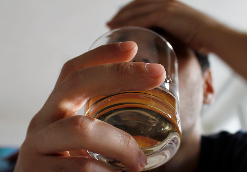 como convencer a un alcoholico