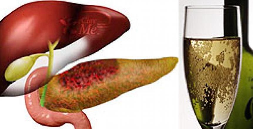 alcohol y pancreatitis fisiopatologia