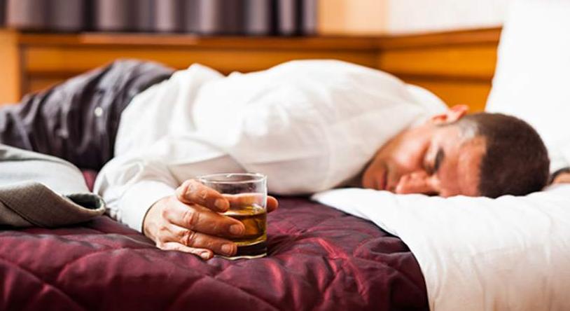alcohol insomnio ansiedad