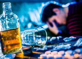 el alcohol produce depresión