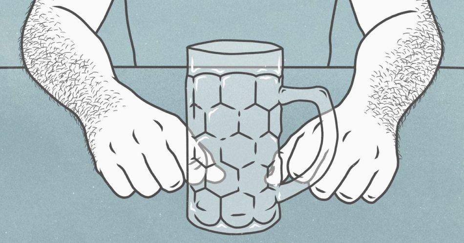 poca tolerancia al alcohol