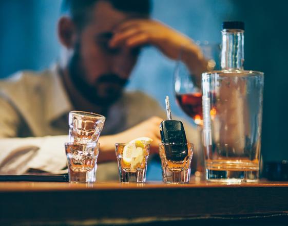 alcohol cambio personalidad