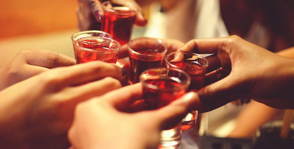 tolerancia inversa alcohol