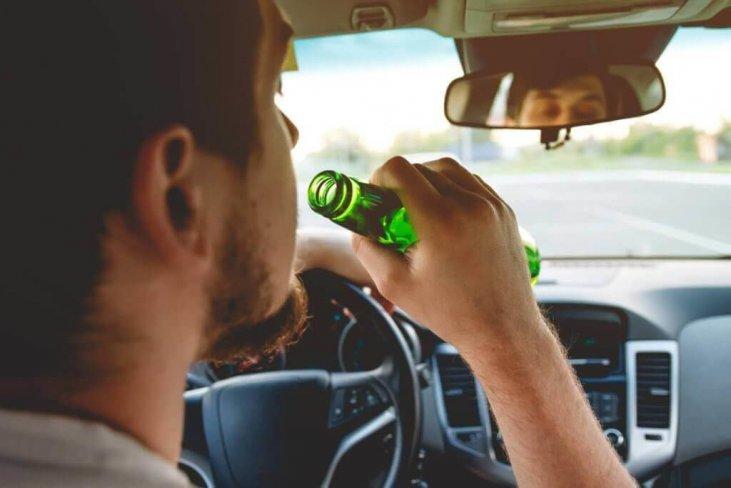alcohol conducir