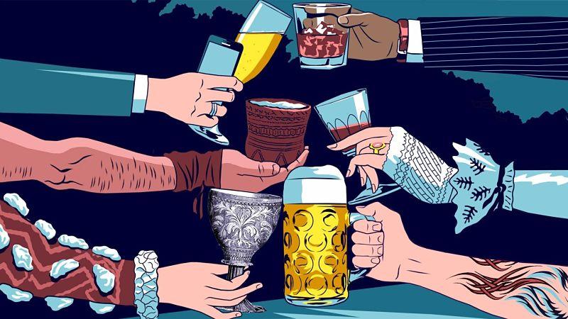 porque cuando tomamos alcohol nos emborrachamos