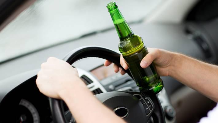 beber alcohol y conducir