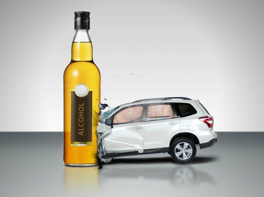 conducir borracho