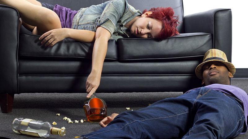 cuando bebo alcohol me duermo