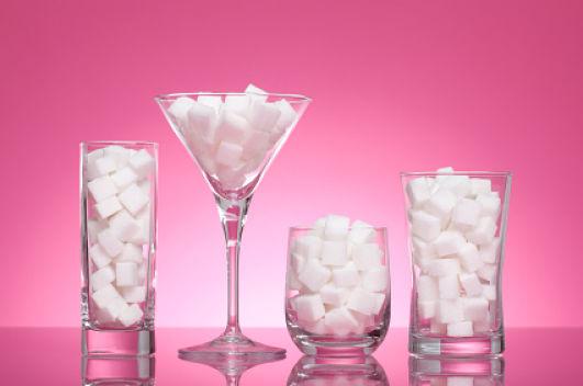 azucar bebidas