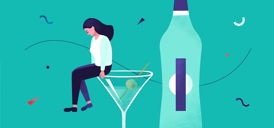 como dejar el alcohol sin ayuda