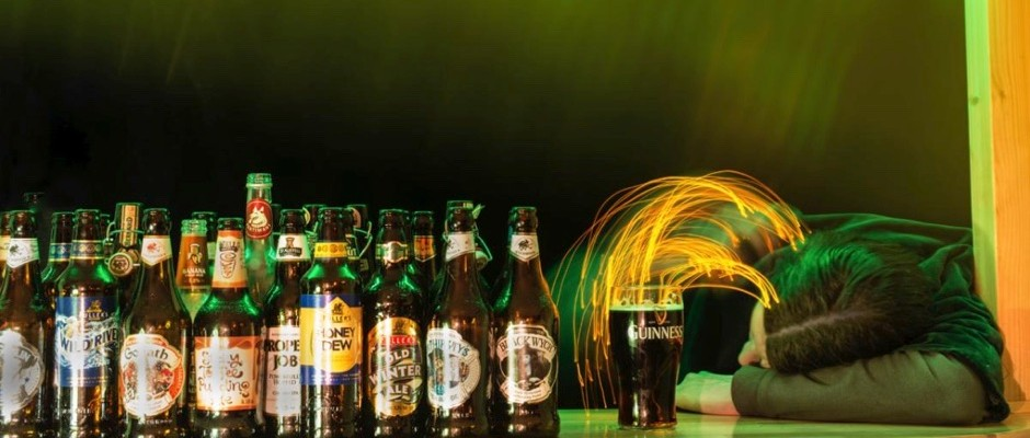pesadiilas alcohol