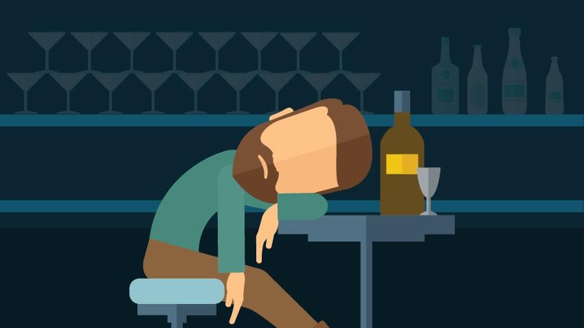 alcohol amansa a la gente