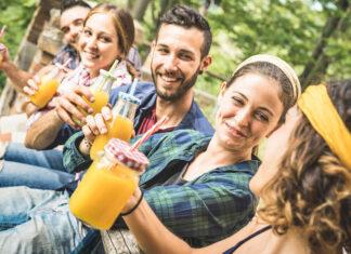 salir de fiesta sin beber