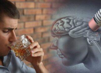 alcohol y la pérdida de memoria
