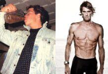 antes y después del alcoholismo