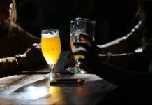 beber alcohol con moderación