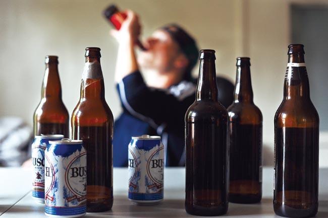 porque debemos evitar el consumo de alcohol