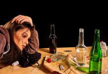 alcoholismo y falta de confianza
