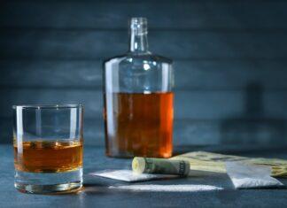 cocaína y alcohol