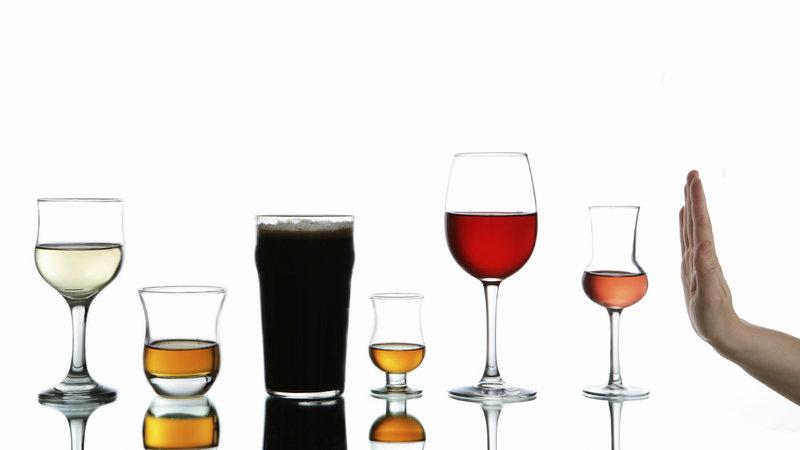dejar alcohol en enero